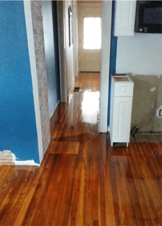 Floor Refinishing Results in Buffalo NY