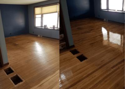 Floor It, Wood Floor Refinishing Results in Buffalo NY