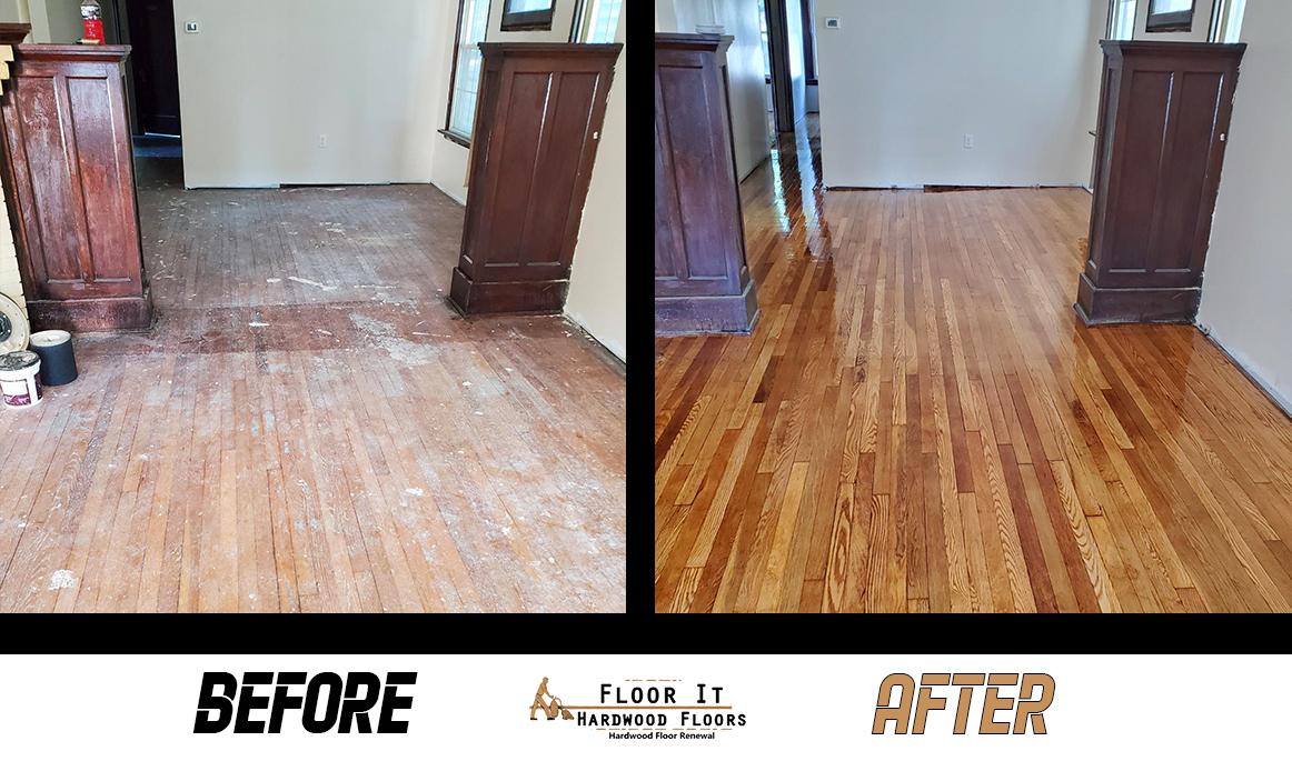 Wood Floor Refinishing, Floor It Hardwood Flooring